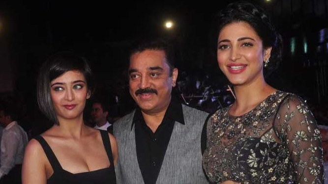 Shruti Haasan: It'd be an honour to work with dad