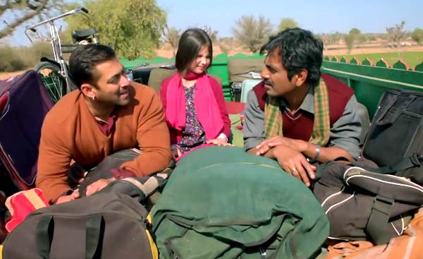 Is Nawazuddin Siddiqui unhappy with Bajrangi Bhaijaan teaser?