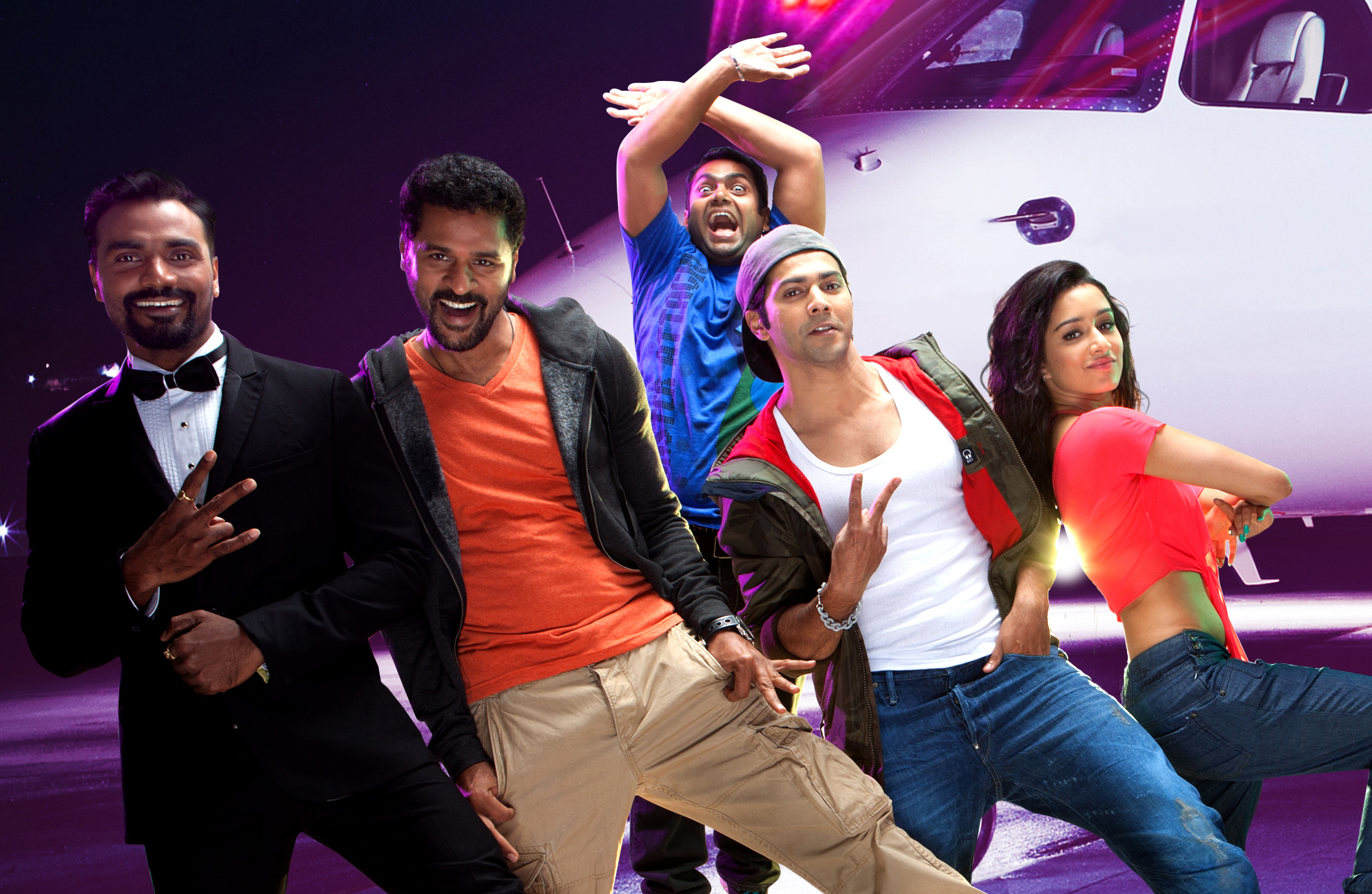 'ABCD 2' Movie Review - Bollywood Bubble