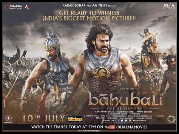 'Baahubali' - India's biggest opener, shatters many records
