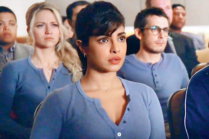 Watch: Awesome promos of Priyanka Chopra in 'Quantico'