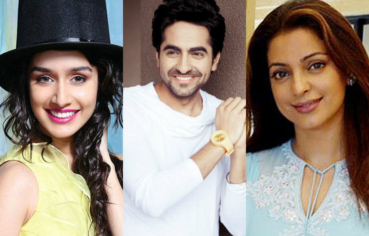 Bollywood stars who have sung for themselves in movies