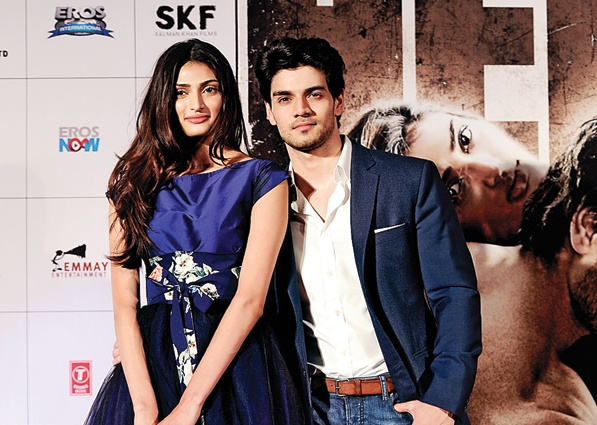 Shocking: Salman Khan forbids Athiya Shetty & Sooraj Pancholi to date