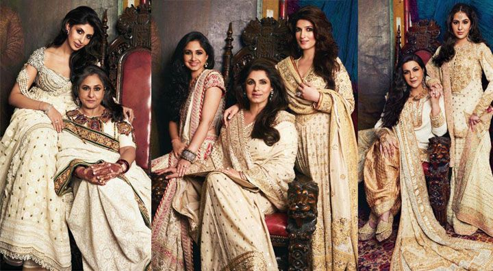 Top 8 Fashionable Mother - Daughter Jodis