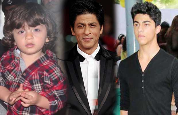 Aryan and AbRam Khan - Future Badshahs of Bollywood