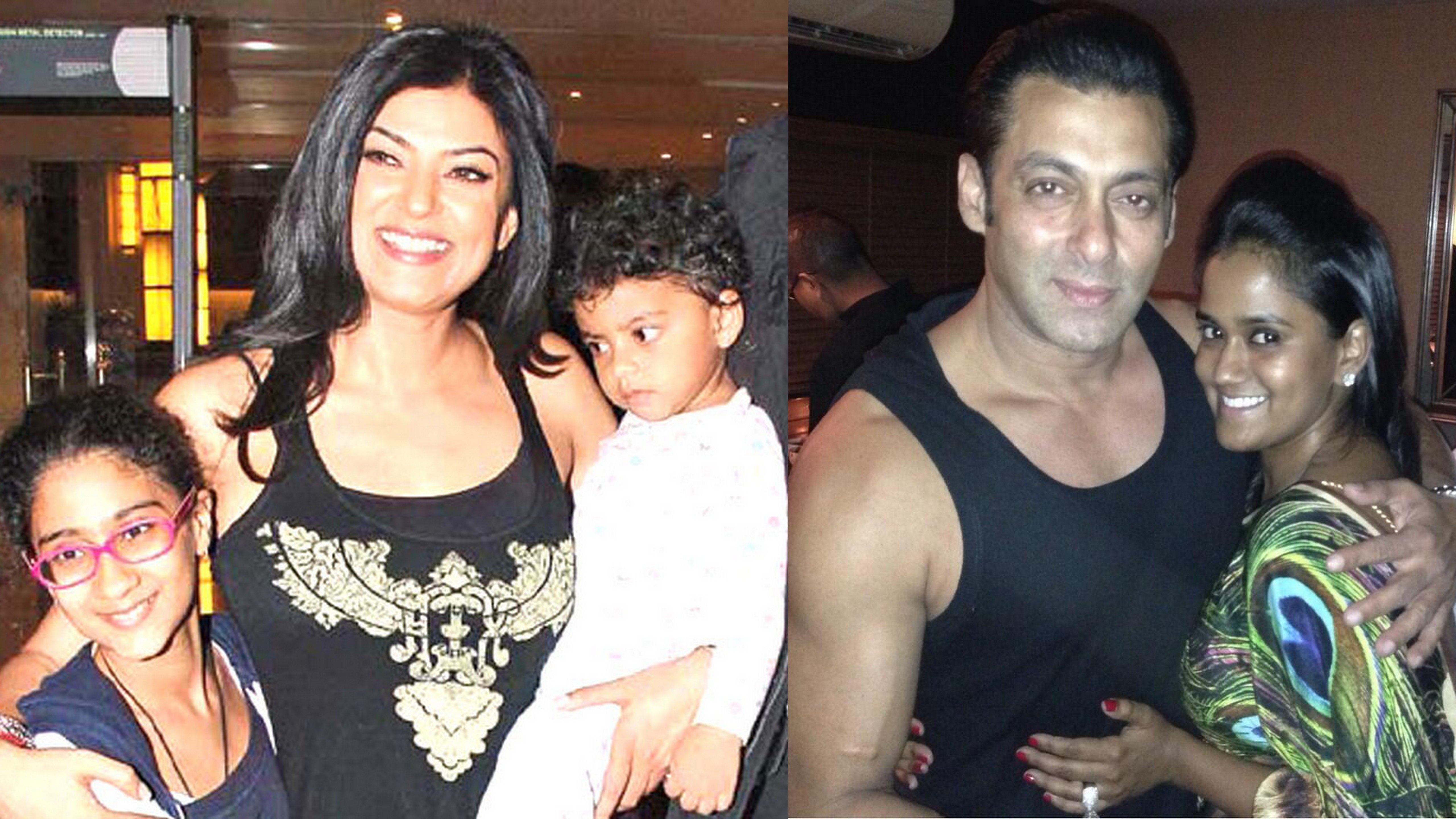 Bollywood Stars who have adopted kids
