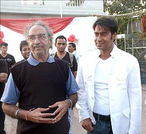 Ajay's filmy family