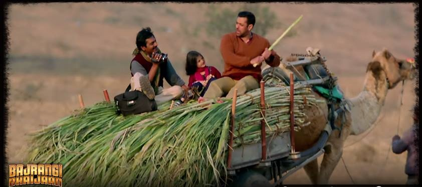 Bajrangi Bhaijaan gallops towards Rs 500 cr mark worldwide