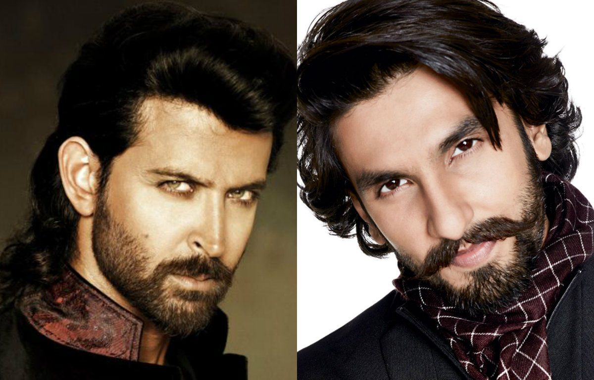 Bollywood Actors best bearded look
