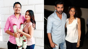 Bollywood Stars who got hitched without a buzz