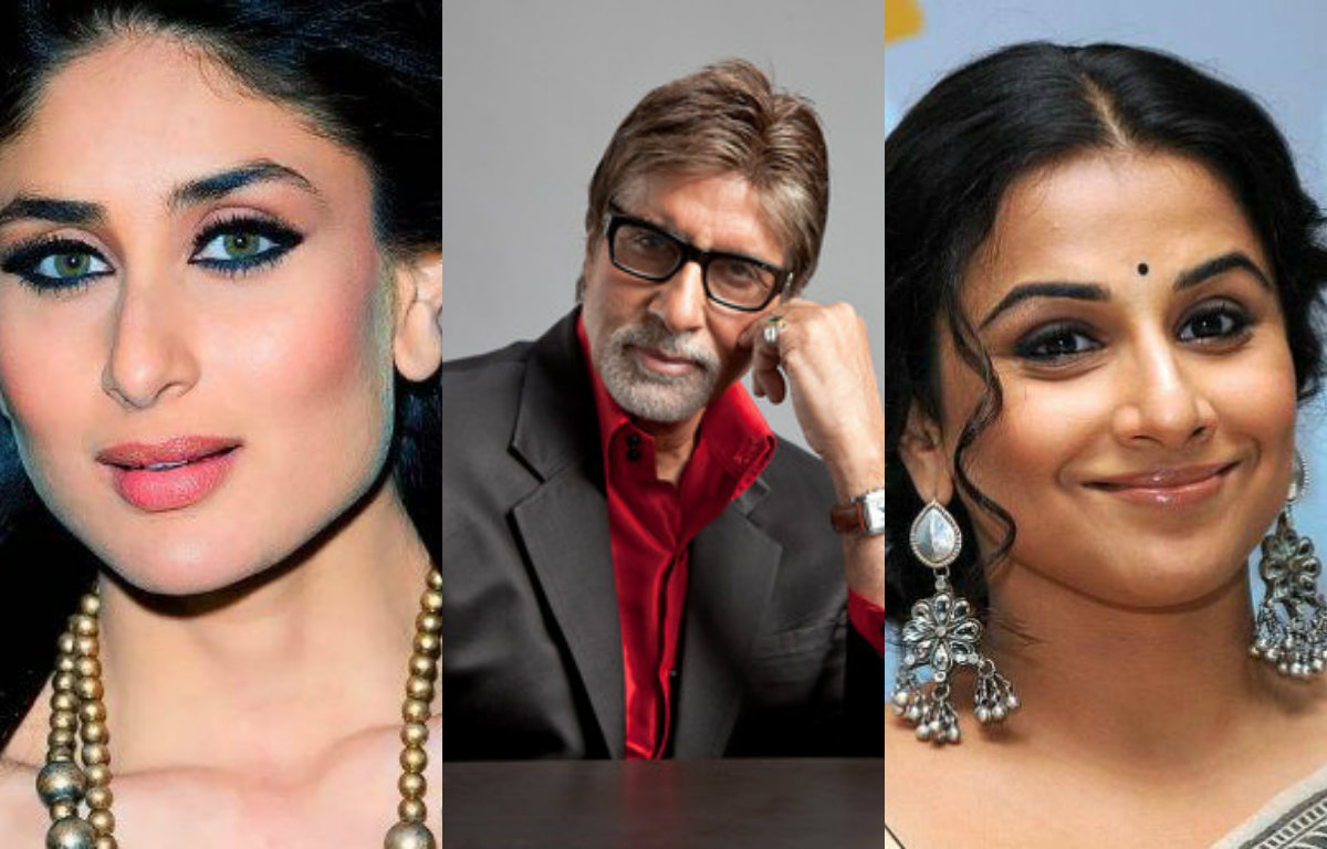 Bollywood celebrities and their Charitable acts