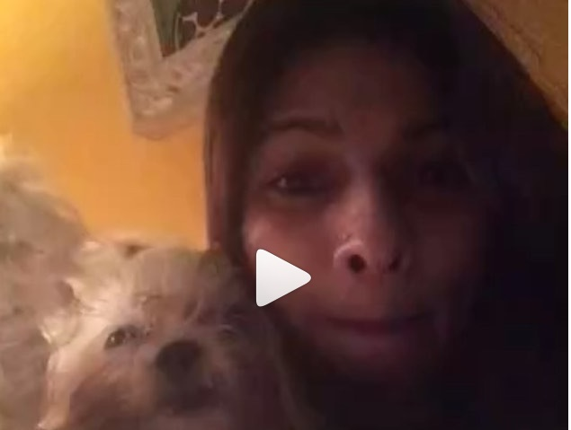 Watch: Tanishaa Mukerji's Dubsmash Debut