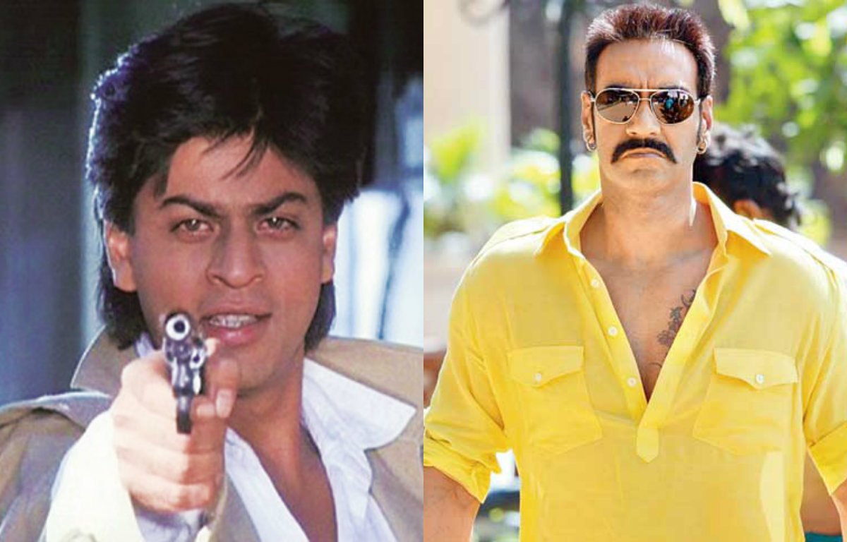 Ajay approached for 'Darr'?