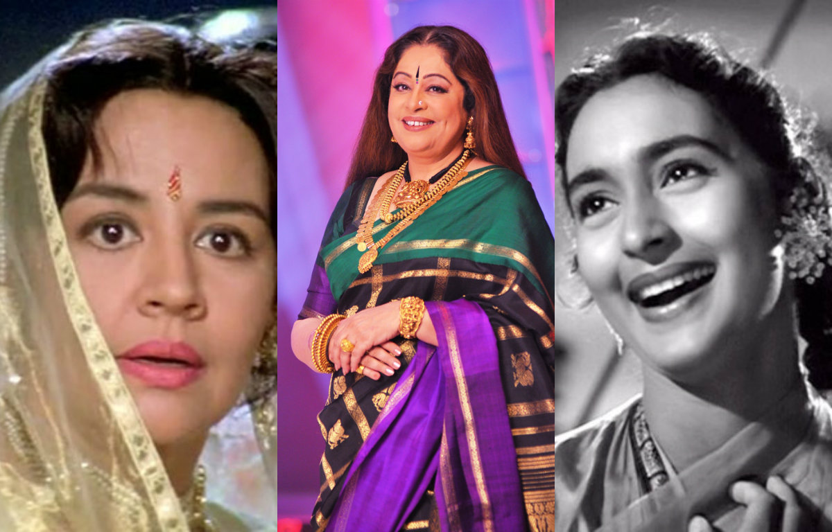 In Pictures : Iconic on-screen mothers of Bollywood