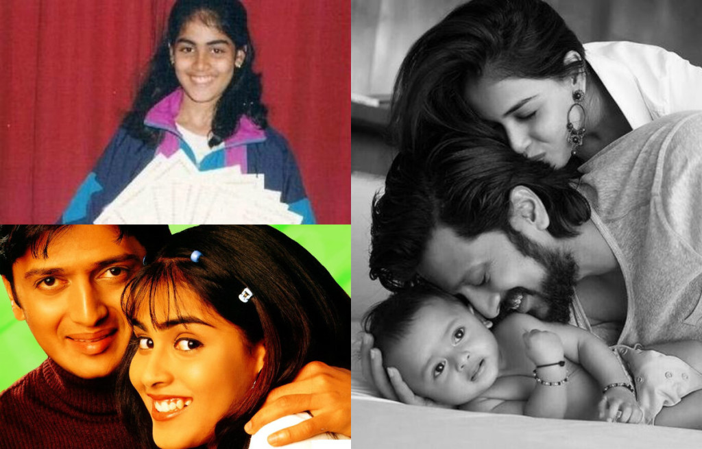 In Pictures – Life journey of Riteish Deshmukh and Genelia ...
