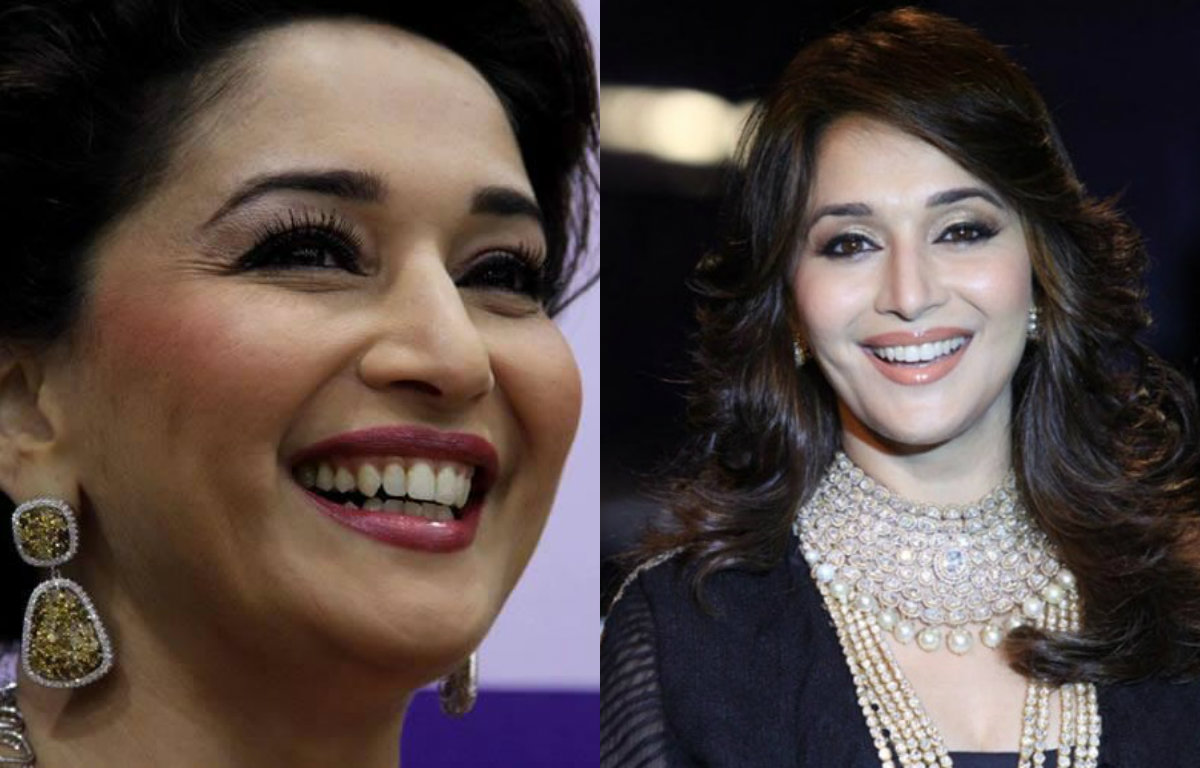 Madhuri Dixit - The Queen of Million Dollar Smile