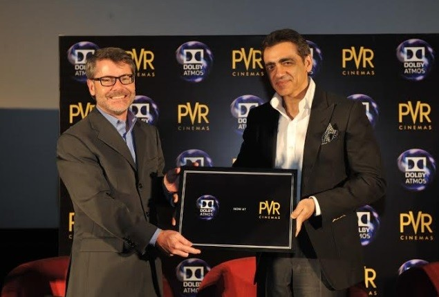 PVR to install Dolby Atmos in 50 screens across India