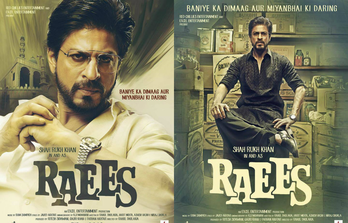 This is what Bollywood celebrities have to say for Shah Rukh Khan's 'Raees' Teaser