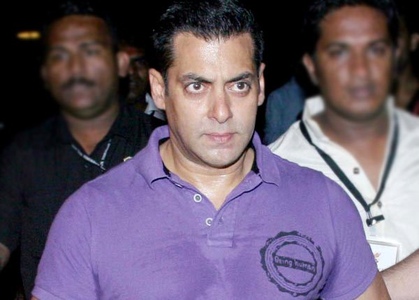Whom is Salman Khan pissed off with?