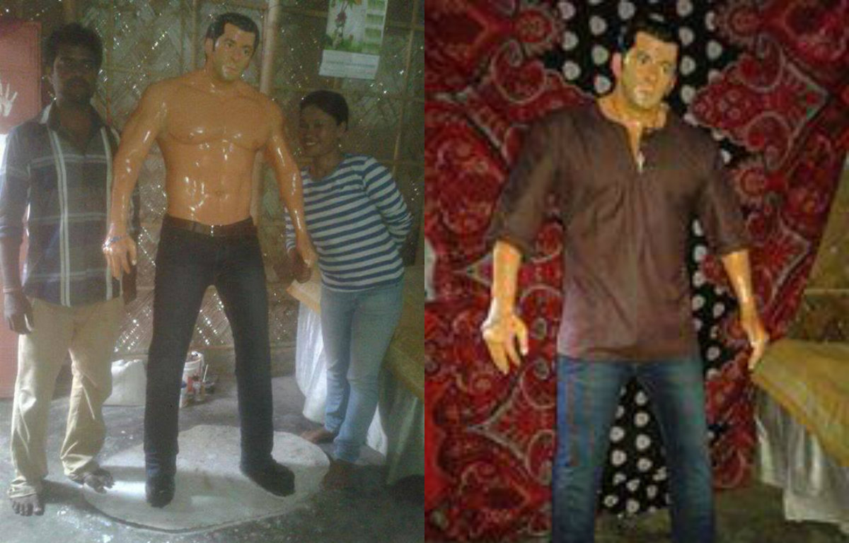 Check out - This Salman Khan fan has a Special Tribute for his star