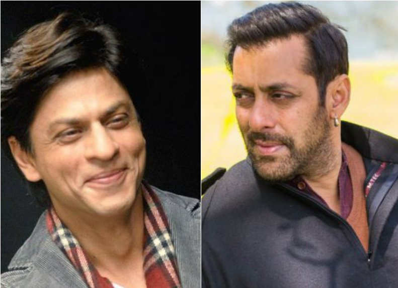 Salman Khan : If anyone should be worried, it is me and not Shah Rukh