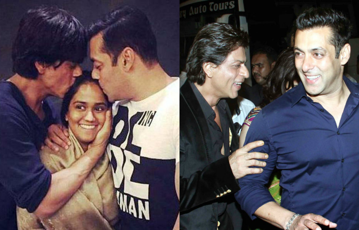 Another tender moment shared at Arpita Khan's wedding