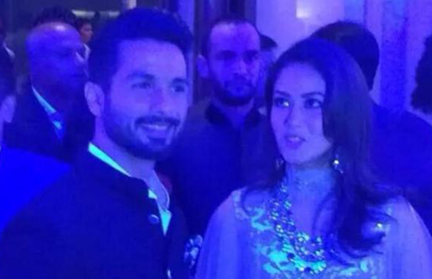 Inside Pictures - Shahid Kapoor & Mira Rajput's Wedding Reception