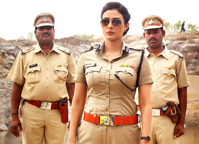 Ajay Devgn : No one but Tabu could've played cop in 'Drishyam'