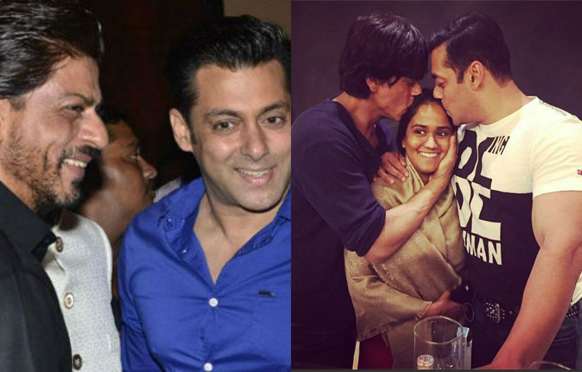 Shah Rukh Khan and Salman Khan: The rocky road of their friendship