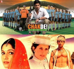 Bollywood movies based on sports.