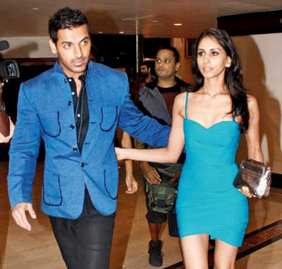 Trouble in John Abraham's Love Life?