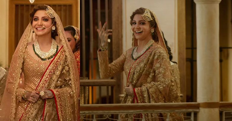 Anushka Sharma in Channa Mereya Song