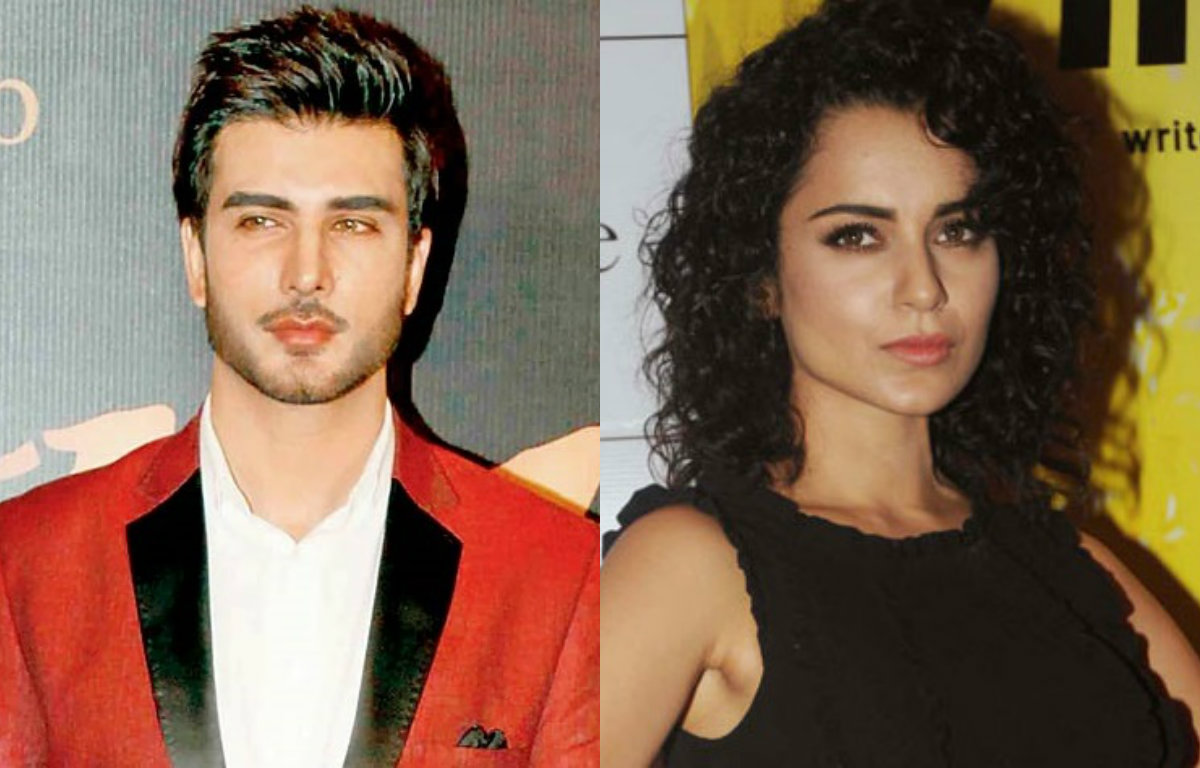 Imran Abbas:  Kangana Ranaut is a natural actress