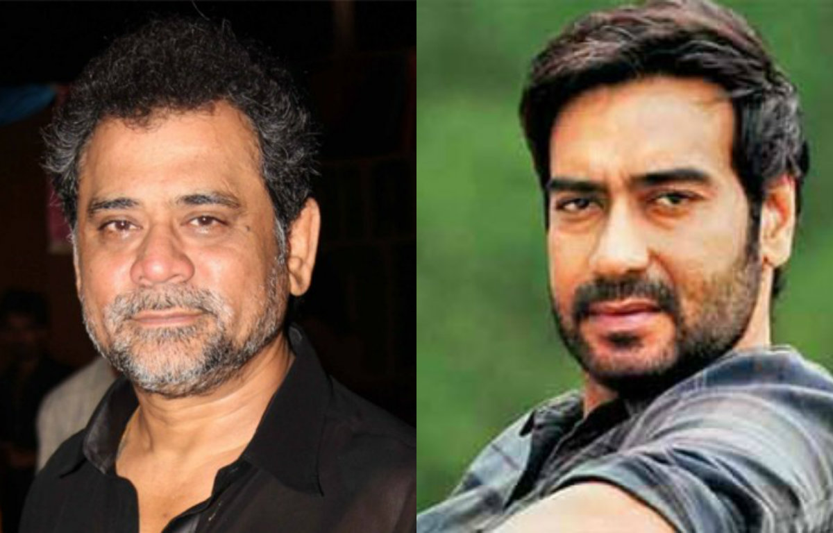 Ajay Devgn & Aneez Bazmee to team up for a romantic film