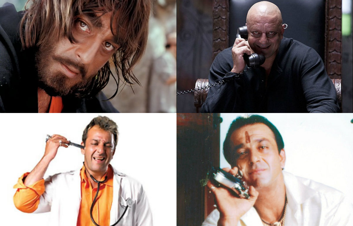 16 Different deadly looks of Sanjay Dutt