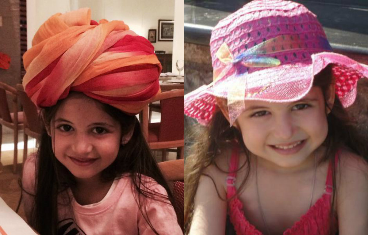 These cute pictures of Harshaali Malhotra will make your day