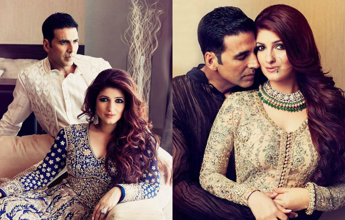 These pictures show the amazing chemistry between Akshay Kumar and Twinkle Khanna