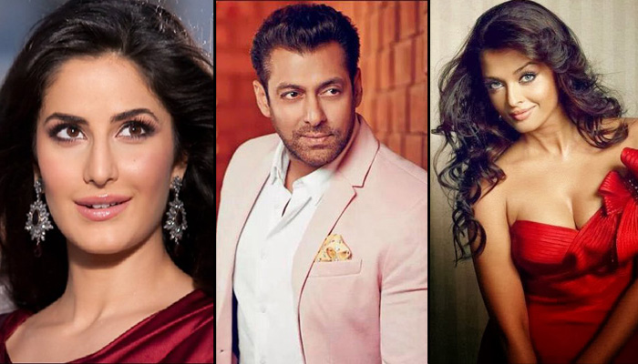 Salman Khan's leading ladies age when he did his Debut Movie will amaze you