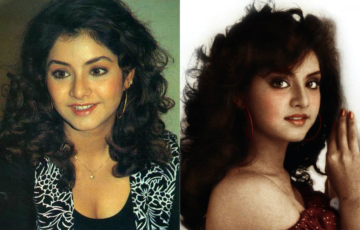 Unseen images of gorgeous actress Divya Bharti, who is no more