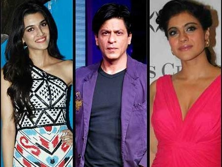 Kriti Sanon: Yet to shoot with Shah Rukh Khan, Kajol