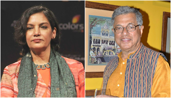 Feels great to reunite with Shabana Azmi: Girish Karnad