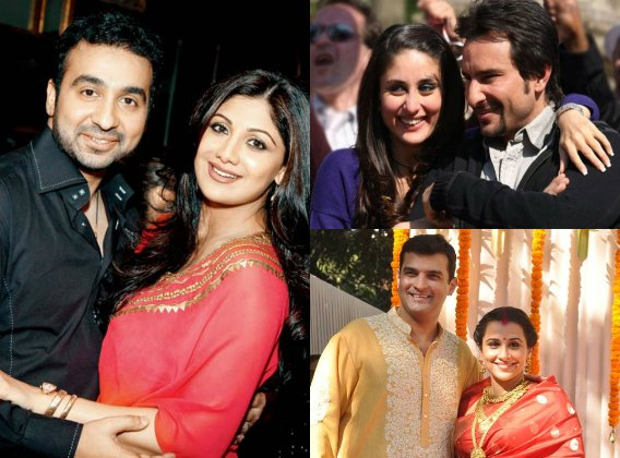 10 Bollywood actresses who married divorced men
