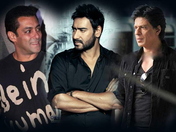 Ajay Devgn: Salman Khan is Yaaron Ka Yaar, Shah Rukh Khan is just SRK
