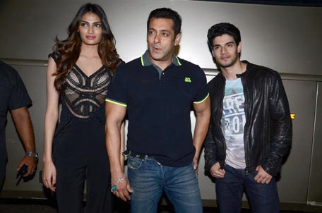 No 'Lip Lock' for my children in 'Hero', says Salman Khan