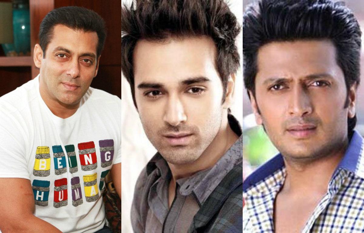 Salman Khan: Pulkit Samrat and Riteish Deshmukh two of my favourite actors