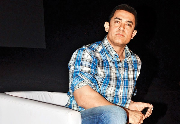 Aamir Khan: I have four months to get to 9% body fat