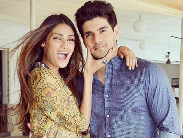 Hero : Watch behind the screen chemistry of Sooraj Pancholi & Athiya Shetty
