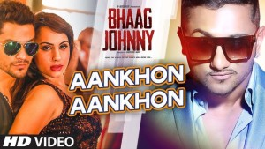 Bhaag Johnny song ankhon ankhon mein