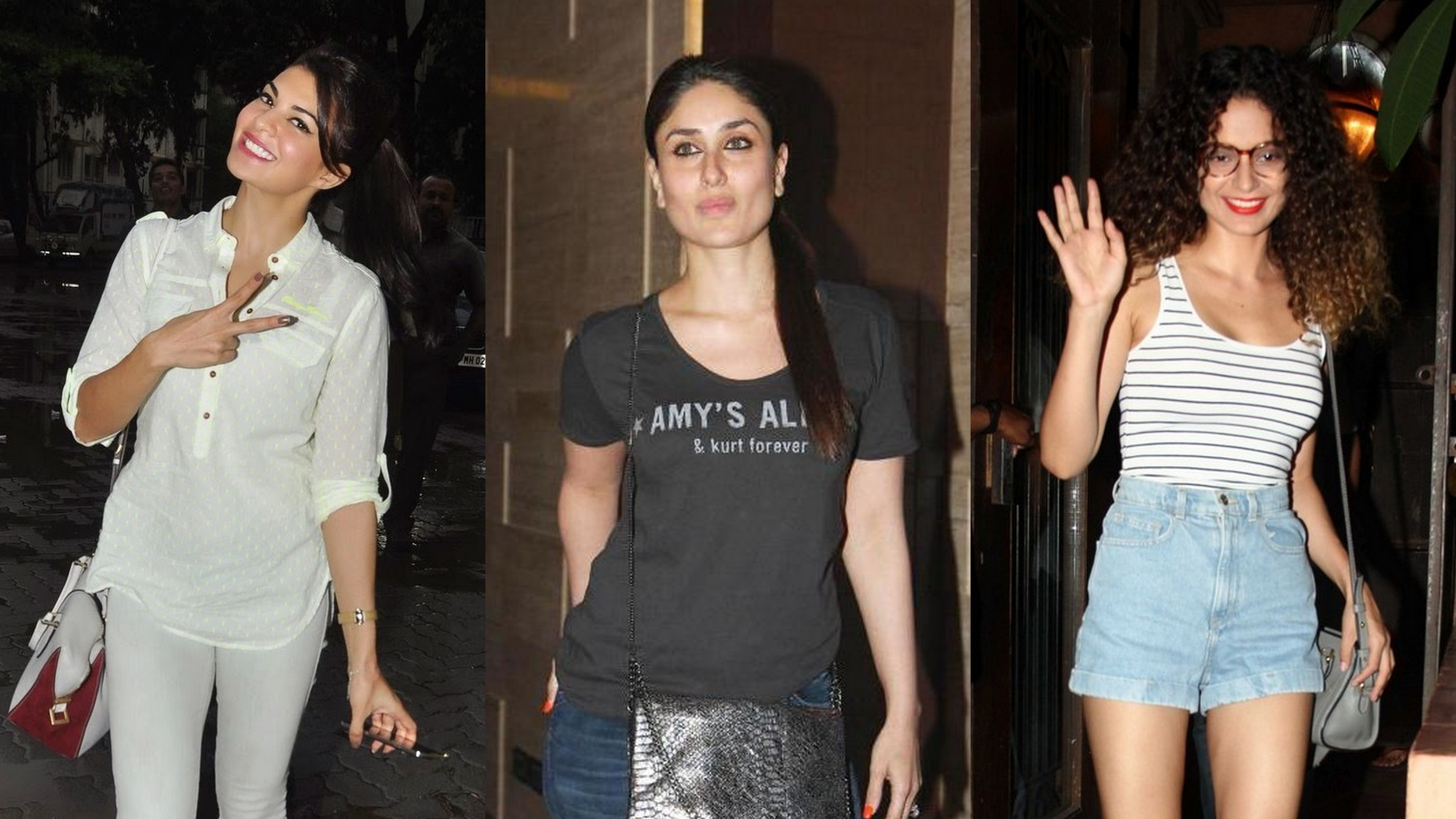 Bollywood Actresses who look gorgeous even in casual clothes