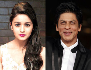 Alia Bhatt avoids questions on her film with Shah Rukh Khan
